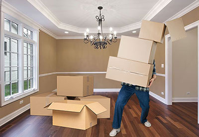 Home Removals London